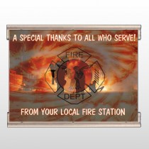 Fire 432 Track Banner