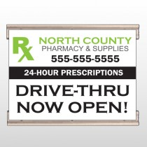 RX NorthCounty 105 Track Banner