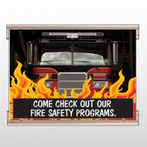 Safety Program 427 Track Banner