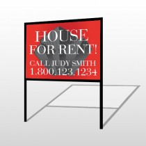 Buildings 226 H-Frame Sign