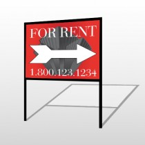 Buildings 229 H-Frame Sign