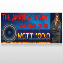 Amp Morning Show 439 Site Sign