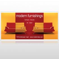 Art Furnishing 535 Site Sign