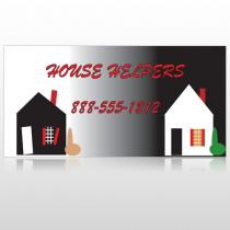 Househelper 245 Site Sign