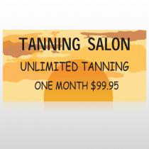 Tanning Sun 296 Custom Decal