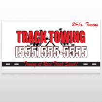 Towing 126 Site Sign