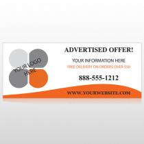 Advertised Offer 150 Custom Banner