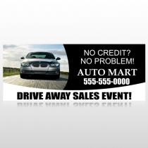 Auto Mart 114 Custom Banner