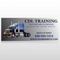 CDL Training 155 Banner