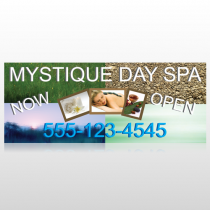 Mystique Spa 492 Custom Banner