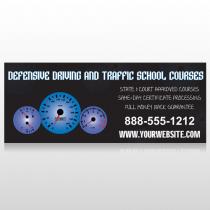 Traffic School 152 Banner