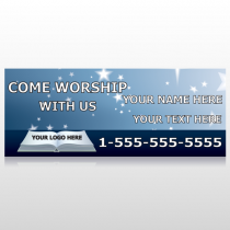 Worship With Us 02 Banner