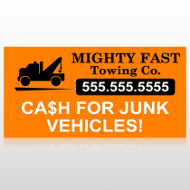 Mighty 313 Site Sign