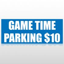 Parking 123 Banner