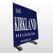 Senate 134 Exterior Pocket Banner Stand
