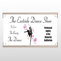 Ballet Dance 517 Track Banner