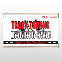 Towing 126 Track Banner
