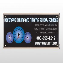 Traffic School 152 Track Banner