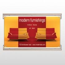 Art Furnishing 535 Track Sign