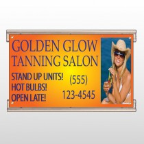 Golden Glow 491 Track Sign