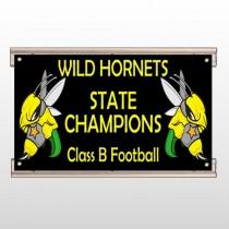 Hornet 44 Track Sign