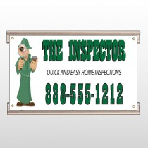 Inspector 361 Track Sign