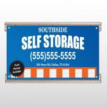 Storage Building 120 Track Sign