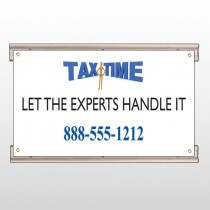 Tax Time 171 Track Sign