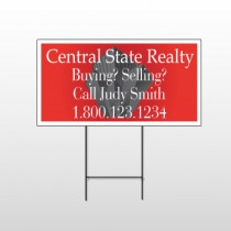 Buildings 220 Wire Frame Sign