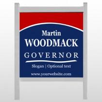 "Governor 132 48""H x 48""W Site Sign"
