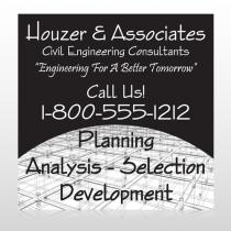Black Planning 218 Custom Banner