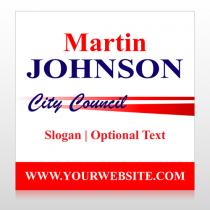 City Council 133 Site Sign