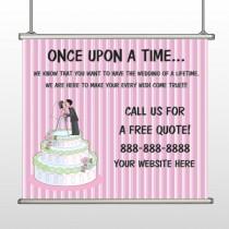 Cake Topper 412 Hanging Banner