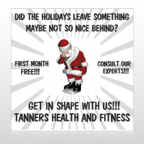 Health Santa 402 Banner