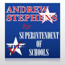 Superintendent 306 Site Sign