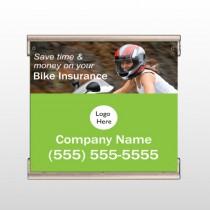 Bike Insurance 110 Track Banner