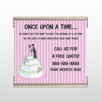 Cake Topper 412 Track Banner
