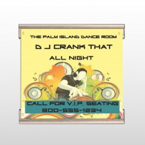 DJ Crank Night 369 Track Banner