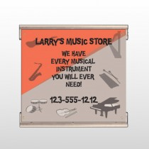 Larry Music Store 372 Track Banner