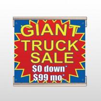 Starburst 119 Track Banner