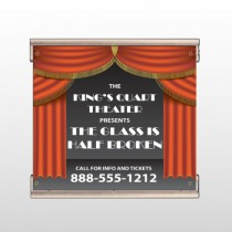 Theatre Curtains 521 Track Banner