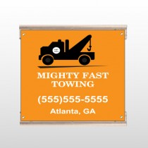 Mighty 128 Track Sign