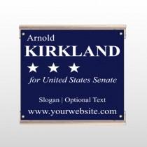 Senate 134 Track Sign