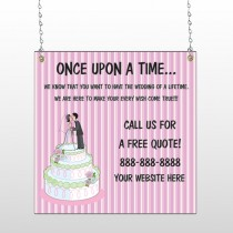 Cake Topper 412 Window Sign