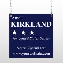 Senate 134 Window Sign
