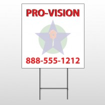 Property Management 363 Wire Frame Sign