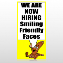 Hiring 54 Custom Decal