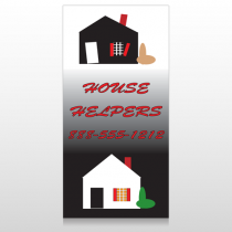 Househelper 245 Custom Sign