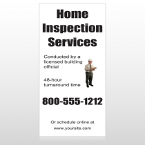 Inspection 360 Custom Sign