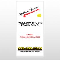 Towing 125 Custom Decal